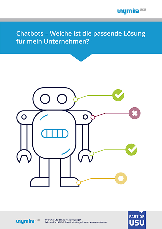 Infografik - Lösungsvergleich Chatbots