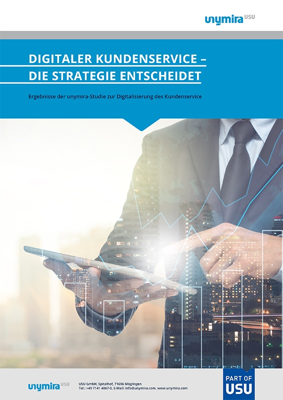Studie - Digitaler Kundenservice