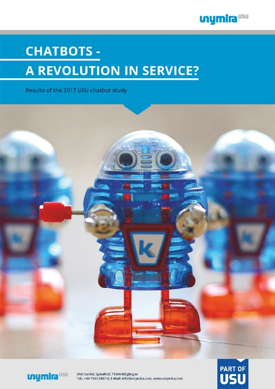 Research Using Chatbots in Customer Service