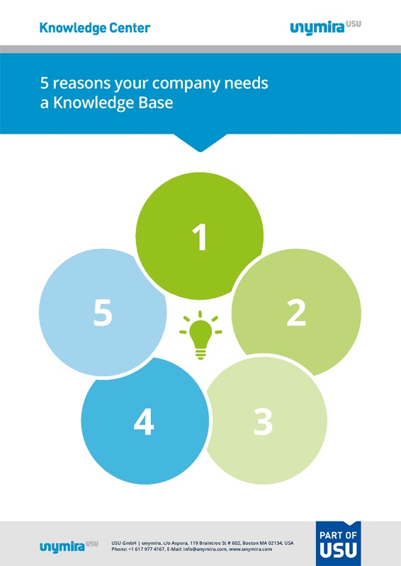 5 reasons your company needs a knowledge base