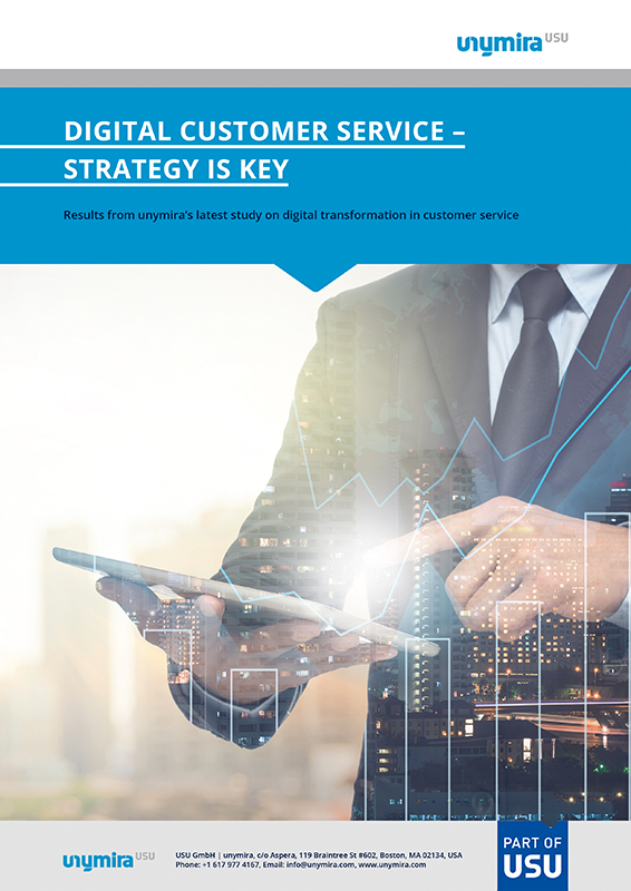 Study - Digital Strategy for Customer Service