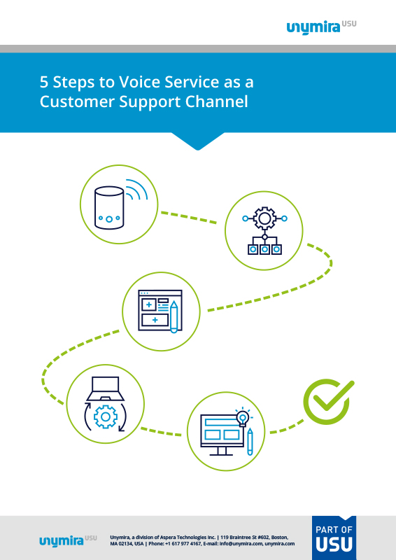5 Steps to Voice Service as a Customer Support Channel