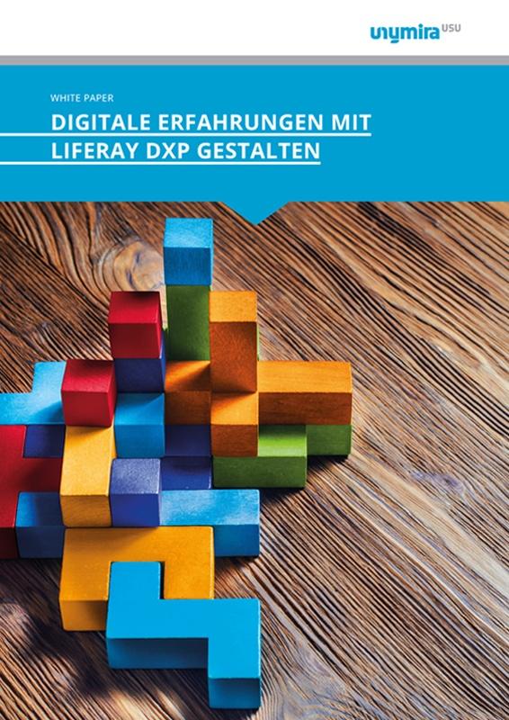 Whitepaper Digitale Erfahrungen mit Liferay DXP gestalten