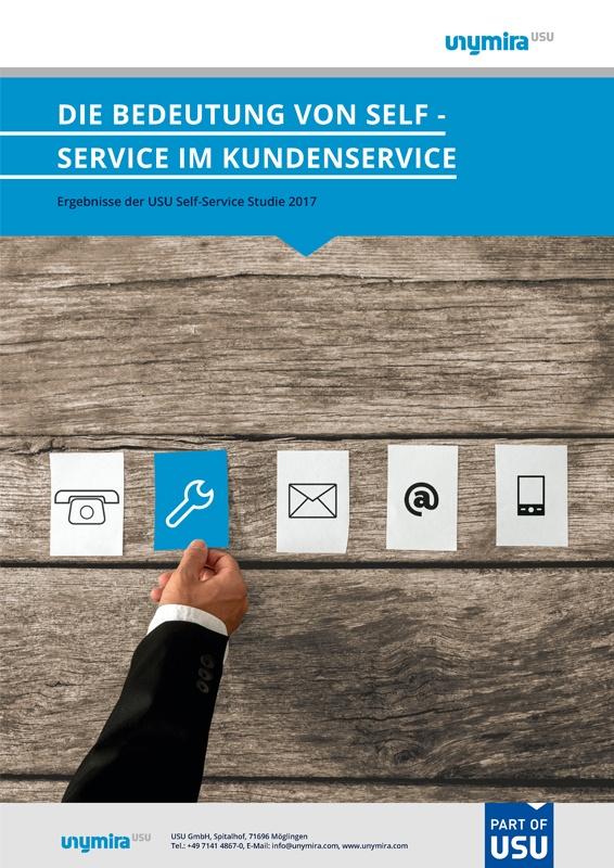 Studie Self-Service im Kundenservice