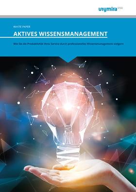 Vorteile eines aktiven Wissensmanagements