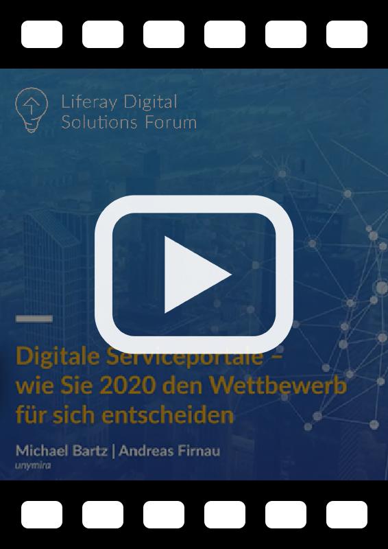 LDSF Vortrag Digitale Serviceportale
