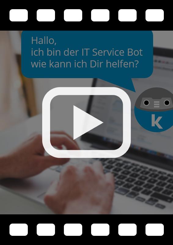 Webinar: Chatbots für den IT-Service