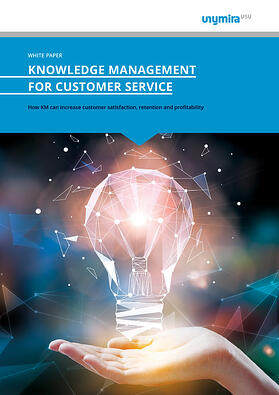 whitepaper knowledge mgmt for customer service
